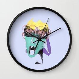 Alexi Wasser Wall Clock