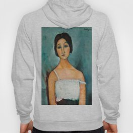 "Amedeo Modigliani ""Christina"" Hoody"