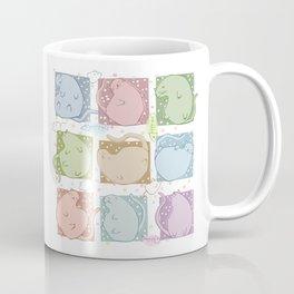 Blobby Cats Coffee Mug