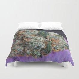 Jenny's Kush Medicinal Marijuana Duvet Cover