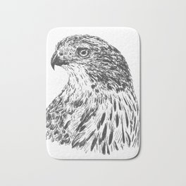 Hawk Bath Mat