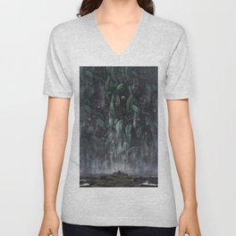 When the Stars are Right Unisex V-Neck