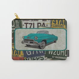 License Please Carry-All Pouch