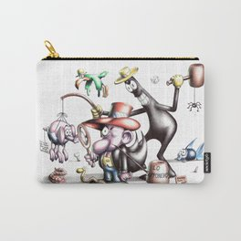 Homage to Jacovitti Carry-All Pouch