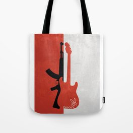 """War is over if you want it"" Tote Bag"