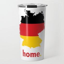 Germany Proud Travel Mug