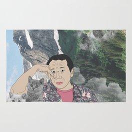 HARUKI MURAKAMI Rug