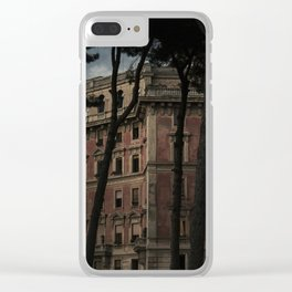 Hotels Tend to Lead People to Do Things They Wouldn't Necessarily do at Home Clear iPhone Case
