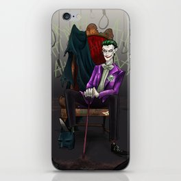 Mr. J iPhone Skin