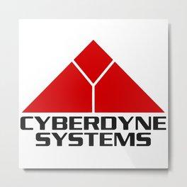 Cyberdyne Systems Metal Print