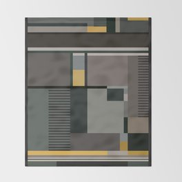 BAUHAUS ARTE Throw Blanket