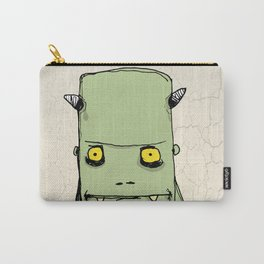 Monster & Teddy Carry-All Pouch