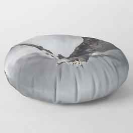 Eagle Spirit Floor Pillow