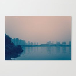 In Wait Canvas Print