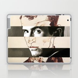 Egon Schiele's Self Portrait & Anthony Perkins Laptop & iPad Skin