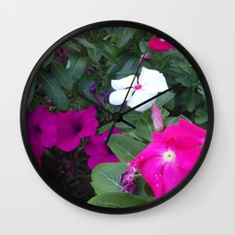 Odd One Out Wall Clock