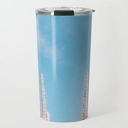 Bolt Out of the Blue Travel Mug