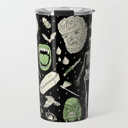 Whole Lotta Horror: BLK ed. Travel Mug