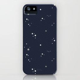 Starry Night Sky iPhone Case