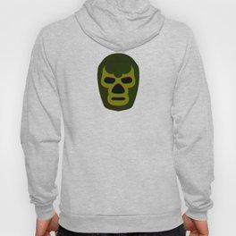Masked Man 1 - Green Hoody