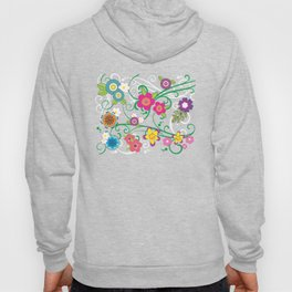 Floral Delight Hoody