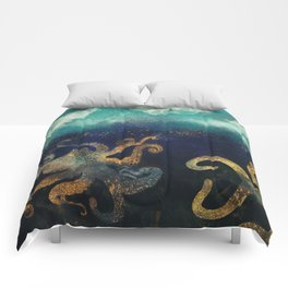 Underwater Dream II Comforters