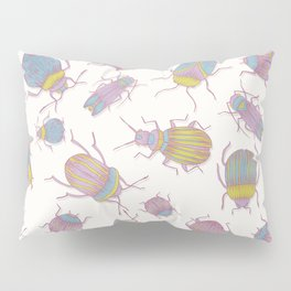 Candy Bugs Pillow Sham