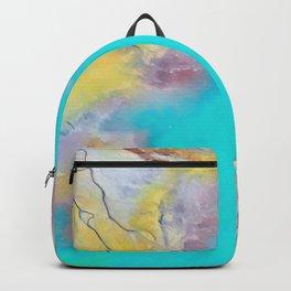 The Sherbet Sea Backpack