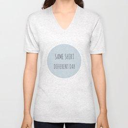 Same Shirt! Unisex V-Neck