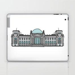 Reichstag building in Berlin Laptop & iPad Skin