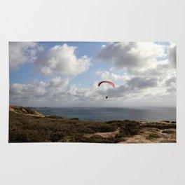 Glider port Rug