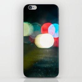 Northern California Lights iPhone Skin