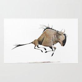 Wildebeest Rug
