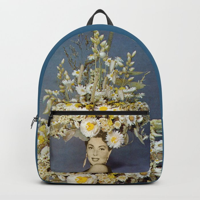 Floral Fashions Backpack