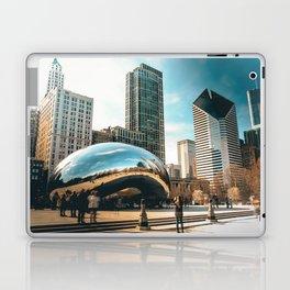 Architecture mirror art Laptop & iPad Skin