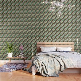 Abstract camouflage pattern. Wallpaper