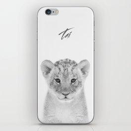 Baby Lion iPhone Skin