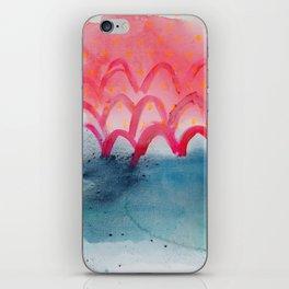 Moon Tea iPhone Skin