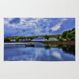 Loch Harport Isle of Skye Rug