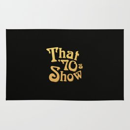 Title - That '70s Show Rug