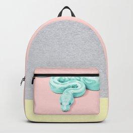 GREEN SNAKE Backpack