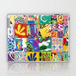 Henri Matisse Montage Laptop & iPad Skin