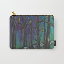 Illuminated Path Carry-All Pouch