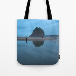 Proposal Rock Tote Bag
