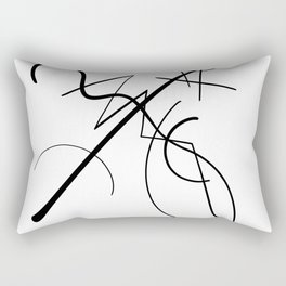 Kandinsky Rectangular Pillow