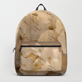 A Touch Of Cinnamon Backpack