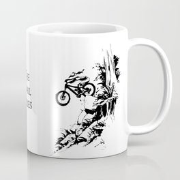 The Trail Series - The Drop T-shirt Coffee Mug