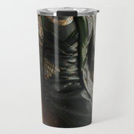 Loki Laufeyson Mosaic Travel Mug