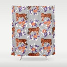 Ncaa Clemson University Decorative Bath Collection Shower Curtain