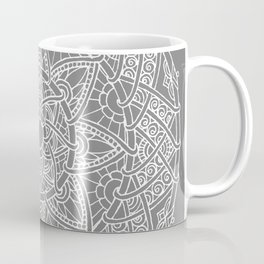 Family: forever intertwined (gray) Coffee Mug